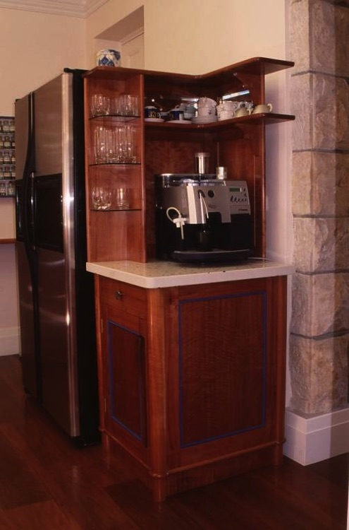 Cabinets for music the kitchen bedside hospitality for Castle kitchen cabinets